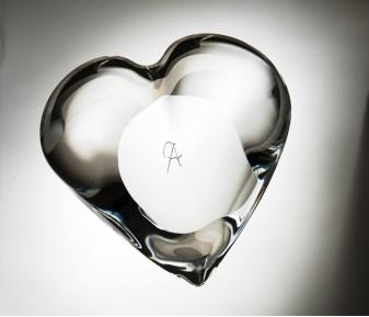 Křišťálově čisté srdce