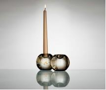 Křišťálová koule - svícen